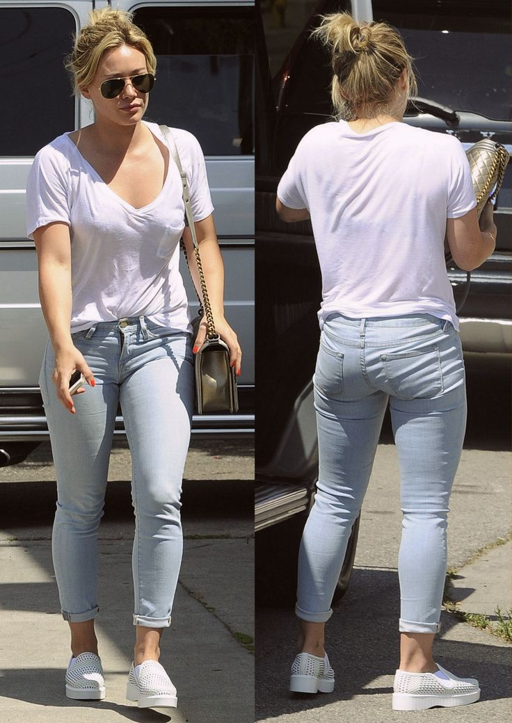 Hilary Duff shopping in West Hollywood (May 3rd, 2014)