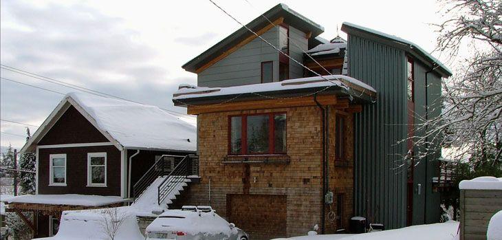 Lee Edwards Residential Design A Major Modern Remodel