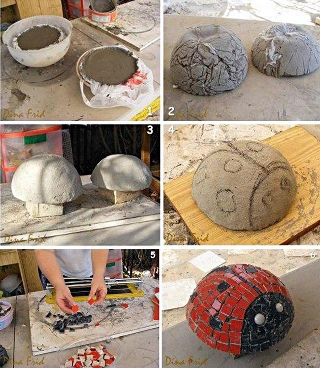 MENTŐÖTLET - kreáció, újrahasznosítás: mozaik