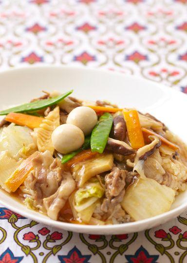 中華丼 のレシピ・作り方 │ABCクッキングスタジオのレシピ | 料理教室 ... 材料(2人分)