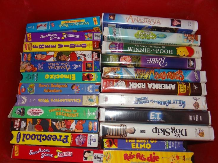 Disney Vhs Lot Picclick