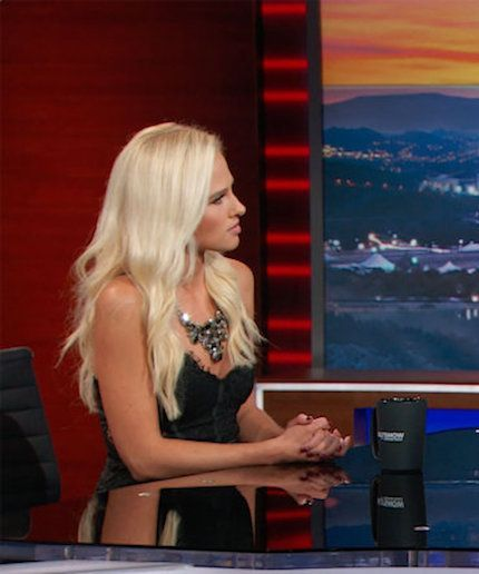 Trevor Noah Didn't Let Tomi Lahren Off Easy In The Best Way+#refinery29