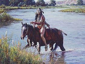 MARTIN GRELLE Art Prints Native American artwork