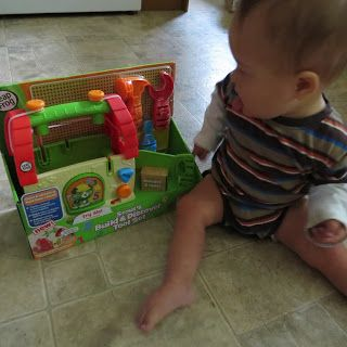 Gift guide 2015: My son's favorite tool box : Scout's Build & Discovery