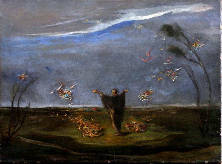 Csontváry_Kosztka_Tivadar_-_1898_körül_-_Iskolai_emlék_Páriszból.jpg (1053×779)