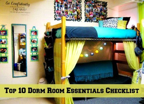 Things needed in a college dorm room-2851