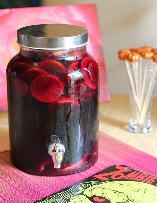 ... Fall Sangria op Pinterest - Sangria, Sangria Recepten en Appel Sangria