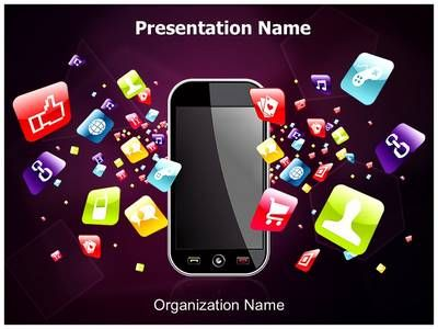 30 best computer powerpoint template images on pinterest check out our professionally designed iphone ppt template download our iphone powerpoint toneelgroepblik Image collections