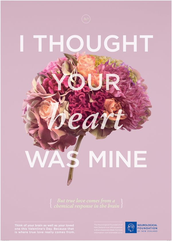 I thought your heart was mine. Neurological Foundation.