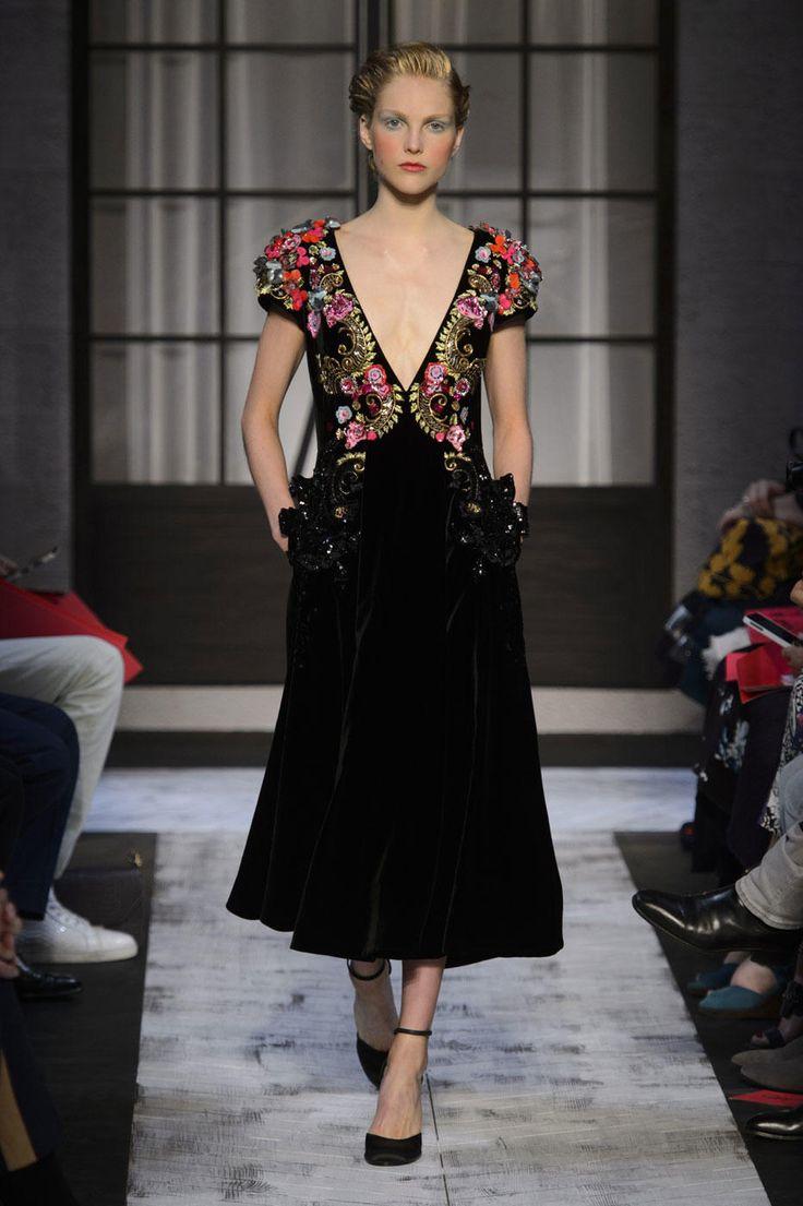 Bertrand Guyon Makes Schiaparelli Couture Debut - Fashionista