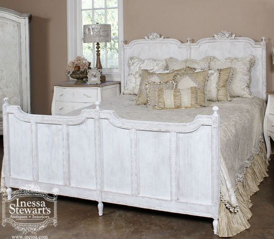 Antique Bedrooms set from Inessa Stewart's Antiques & Interiors