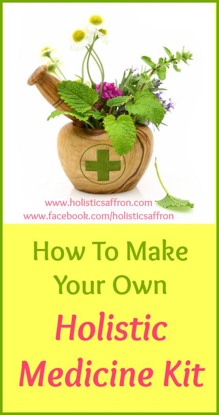 How To Make Your Own Holistic Medicine Kit #holisticmedicinekit #naturalmedicinechest #herbalmedicinechest