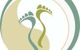 Création d'un logo pour Isabelle Delooz, spécialisée en pédicure médicale