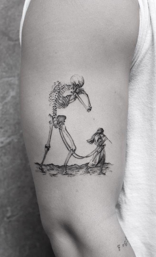 Stunning Realistic Fine Line Tattoos By Balazs Bercsenyi I