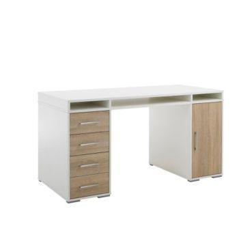 13 best skriveborde images on pinterest home office built ins and computer desks. Black Bedroom Furniture Sets. Home Design Ideas