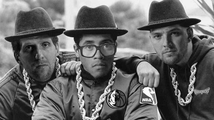 Run DMC - Can't Be Stopped by the Mavs
