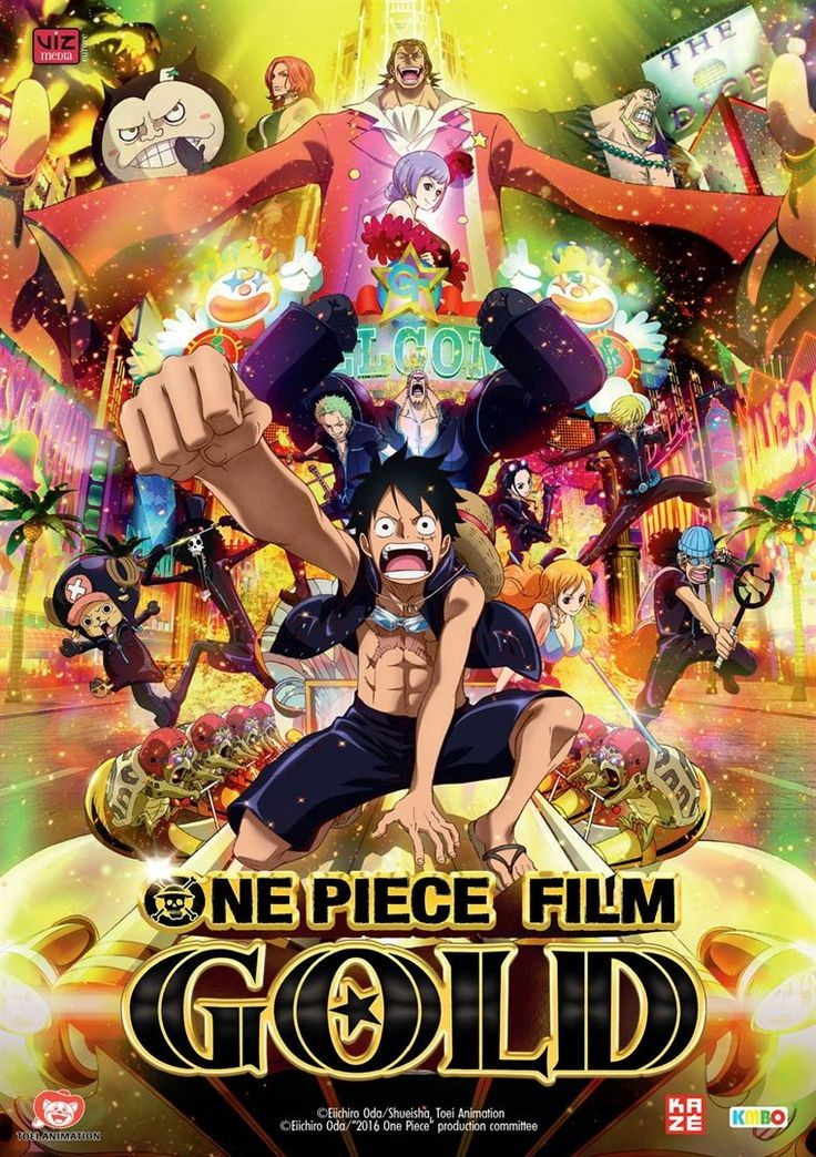 One Piece: Gold streaming