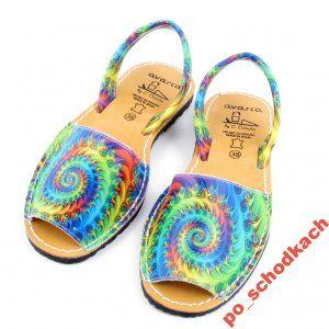 Avarca 337 Hiszpanskie Espadryle 35 36 37 38 40 41 6176390660 Oficjalne Archiwum Allegro Shoes Sandals Fashion