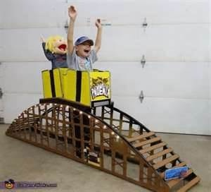 roller coaster costume instructions