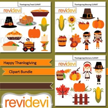 Affordable clip art bundle for thanksgiving holiday projects. This bundle includes 3 packs of cute digital graphics. Within your purchase, you will get these 3 sets:1. Thanksgiving Treat 081712. Thanksgiving Blessing 081723. Thanksgiving Memory 08173This collection will be great for school and classroom projects such as for bulletin board, learning printable, worksheet, classroom decor, craft materials, activities and games, and for more educational and fun projects.You will receive:- Each…