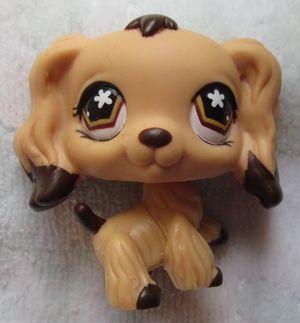 lps cocker spaniel | FREE: Littlest Pet Shop COCKER SPANIEL dog toy
