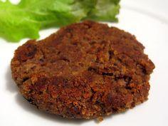 Hamburger di fagioli borlotti – Vegan blog – Ricette Vegan – Vegane – Cruelty Free