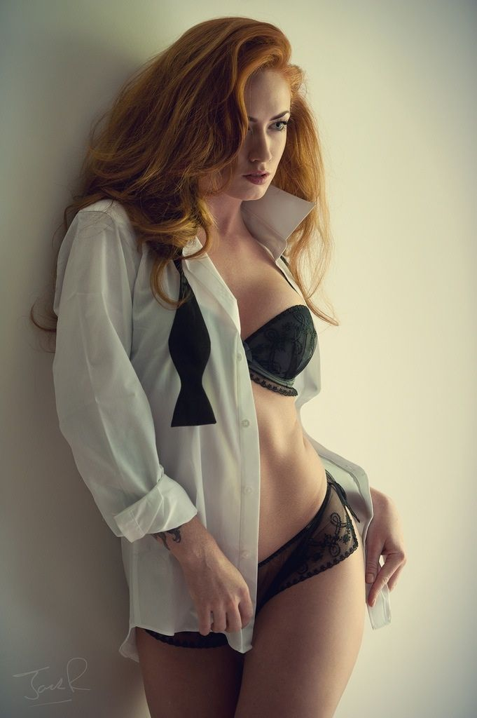 Best redheads lingerie images on pinterest red heads