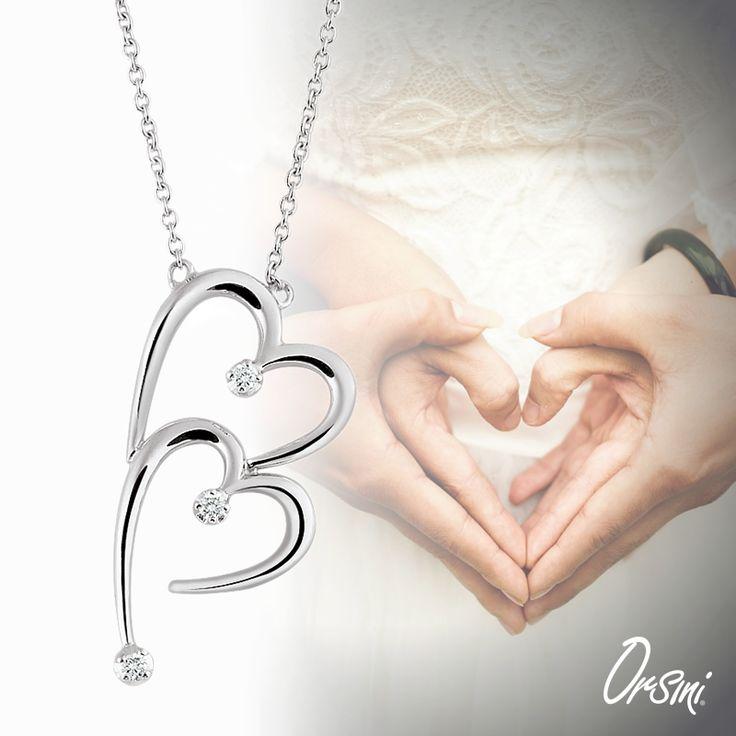 Con l'eleganza e lo stile di #OrsiniGioielli, i #cuori diventeranno il dettaglio perfetto per rendere ancora più #romantico il giorno del tuo #matrimonio!