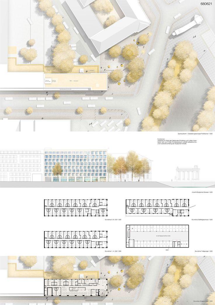 1. Preis Neubau eines B&B Hotels...competitionline