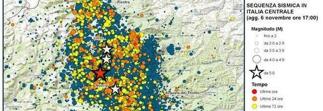 """TERREMOTO, PRESIDENTE INGV E' PREOCCUPATO: """"SEQUENZA LUNGA, TEMIAMO ALTRI ... - http://www.sostenitori.info/terremoto-presidente-ingv-preoccupato-sequenza-lunga-temiamo-altri/264275"""
