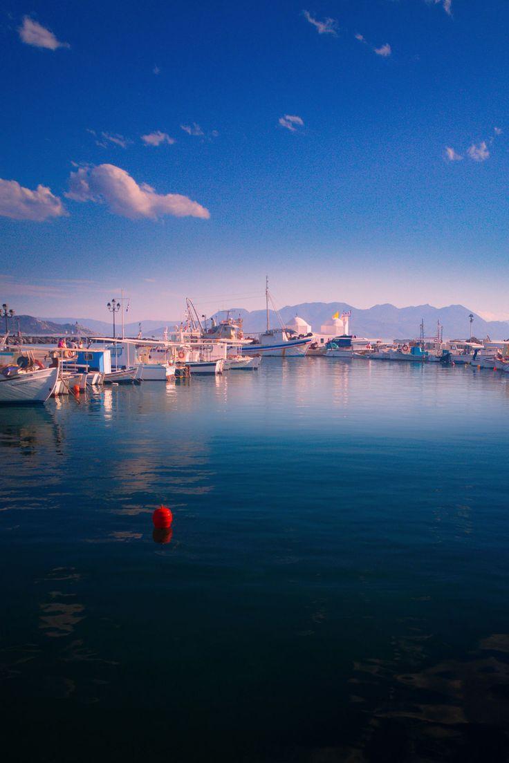 Souvala port, Aegina, Greece