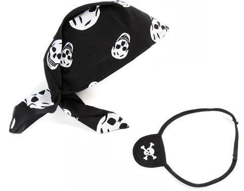 Pirate accessories!