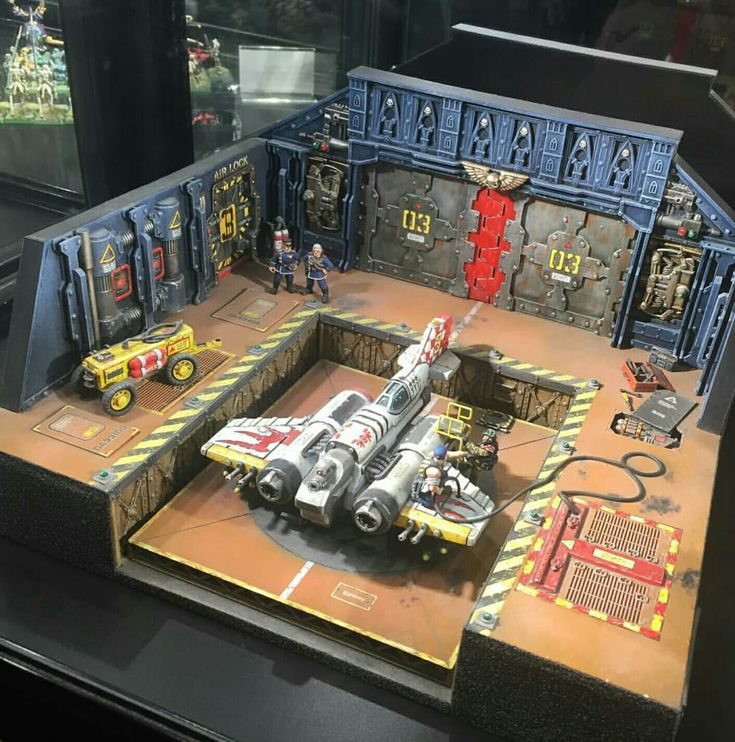 Gaming Room Ideas: Pin By Rocketfin Hobbies On Game & Terrain Models