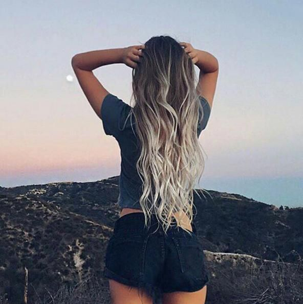 Rock N Roll Girl Hairstyles : 17917 best hairstyles for long hair images on pinterest