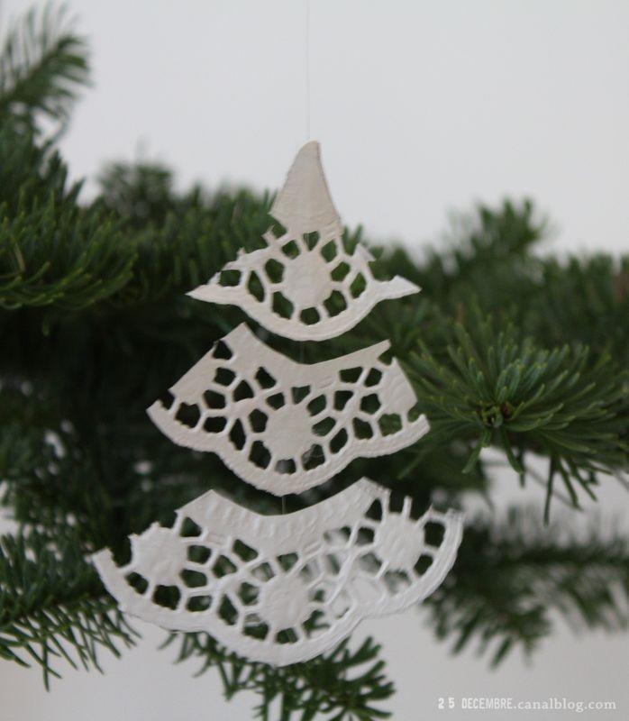 Kerstboompje, leuk en simpel