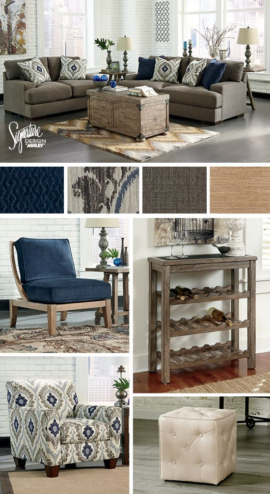 Casual And Vintage Furniture Styles