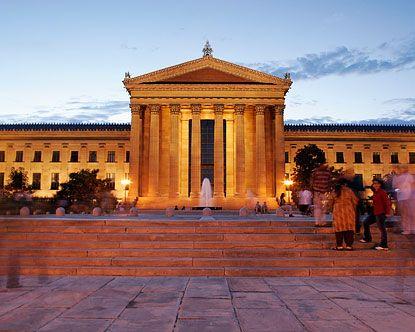 one of my favorite museums - Philadelphia