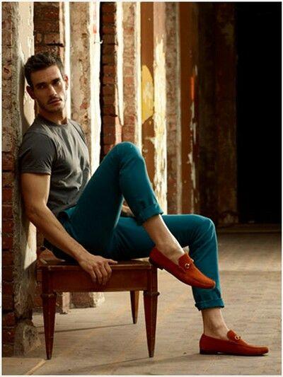 Pants & shoes!