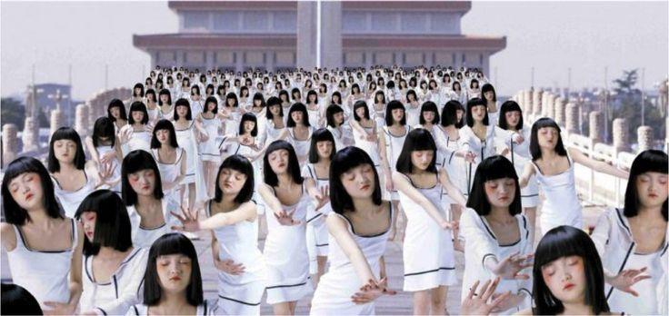 Cui Xuiwen, Angel No. 3, 2006