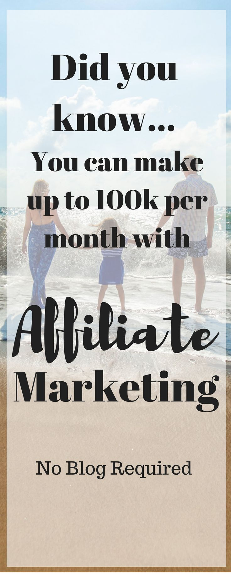 Interested in affiliate marketing?  Struggling to understand the basic concepts of affiliate marketing?  This course is for you!  Learn how michelle earns more than 100k per month using affiliate marketing.  This has been the single best investment I have ever made!  It will change the way you think about making money and it will change your life!