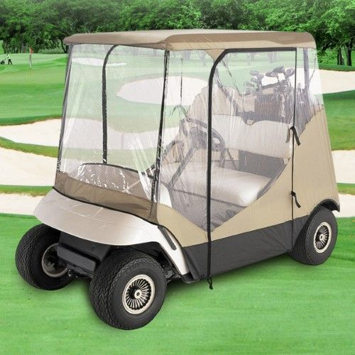 25+ Best Ideas About Golf Cart Enclosures On Pinterest