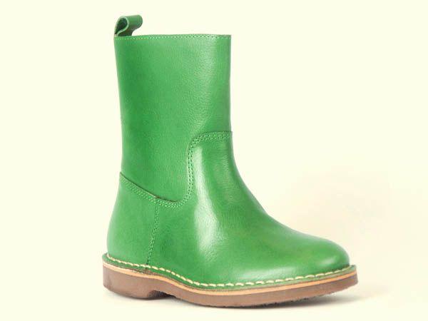 DE VRIES Nr 8. low boot