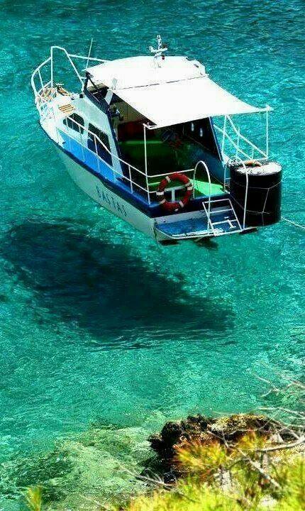 GREECE CHANNEL | Crystal water Halkidiki , Greece