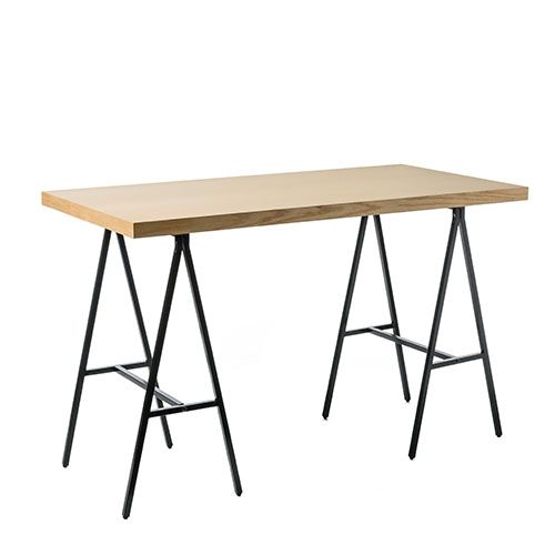 Trestle Desk Natural