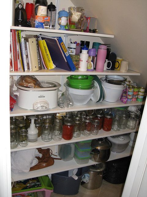 pantry under stairs | 11 custom pantry under stairs | Flickr - Photo Sharing!
