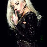 Testo Lyrics della canzone I wanna be with you di Lady Gaga