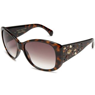 Juicy Couture Women's 'Rich Girl' Limited Edition Tortoise Sunglasses  @Overstock - These chic, tortoise shell Rich Girl sunglasses are a limited edition from Juicy Couture's 'Let Them Eat Couture' collection. To complete the designer look, rhinestones, metal studs, and plastic accents are scattered about the temples of these shades.http://www.overstock.com/Clothing-Shoes/Juicy-Couture-Womens-Rich-Girl-Limited-Edition-Tortoise-Sunglasses/7344688/product.html?CID=214117 $74.99