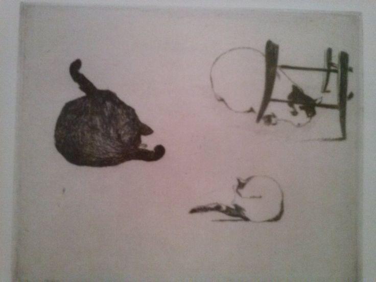 Edouard Manet - Koty