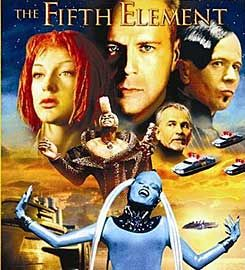 5th Element one of the greatest movies ever IMO