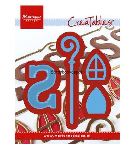 Marianne Design Creatable Sinterklaas